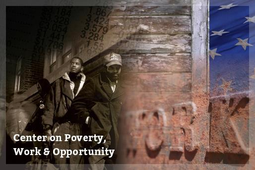Center on Poverty, Work & Opportunity Homepage