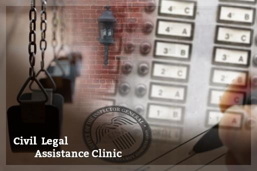 Civil Legal Assistance Clinic Homepage