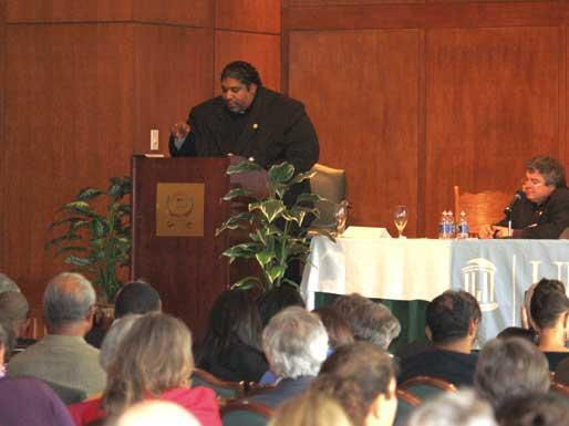 Rev. Dr. Barber Keynote Address