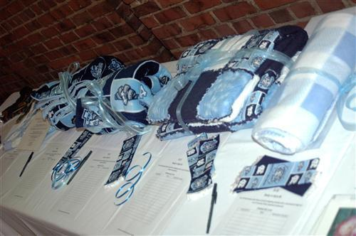 Items for sale at the 2012 CPILO Auction
