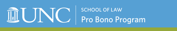 Pro Bono Program Student Newsletter