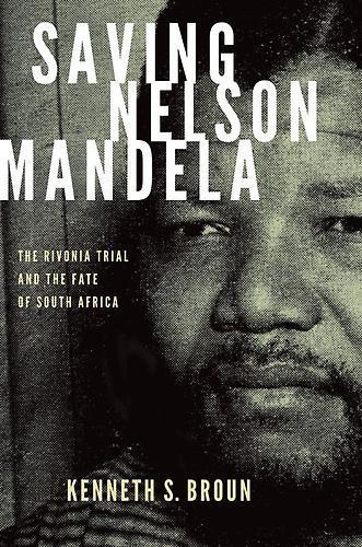 Saving Nelson Mandela book cover