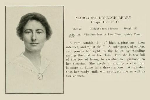Margaret Kollock Berry