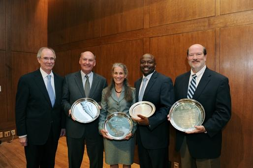 2012 Alumni Award Winners