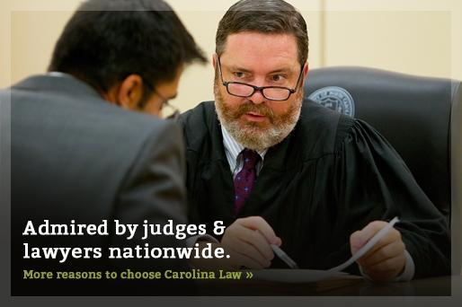 Admired by Judges & Lawyers Nationwide