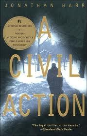 A Civil Action book cover