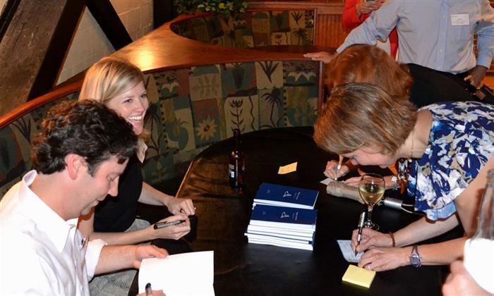 Alumni Reception and Book Signing in Charlotte
