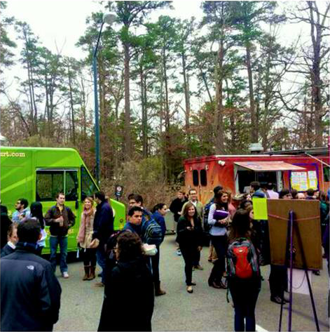 Food Truck Rodeo Spring 2014