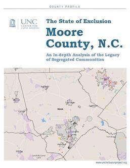 State of Exclusion: Profile on Moore County