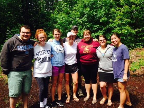 2014 Pro Bono Board Retreat Student Participants