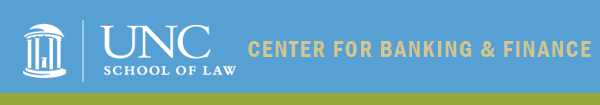 Center for Banking & Finance Newsletter