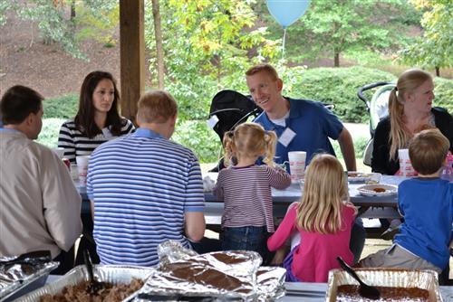Alumni Association Family Friendly Picnic