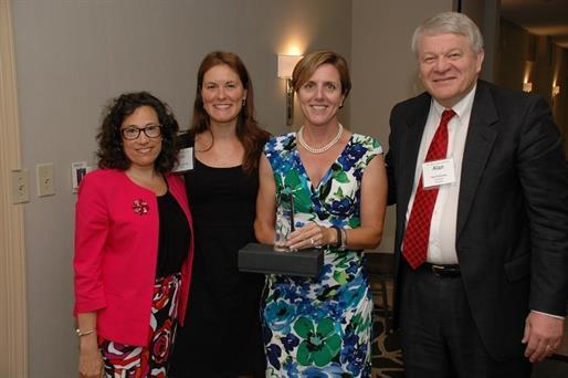 UNC Cancer Project Wins NCBA Award