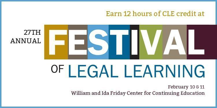 Festival of Legal Learning 2016