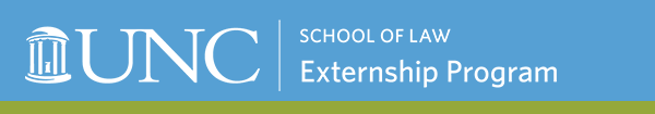 Externship Program Newsletter