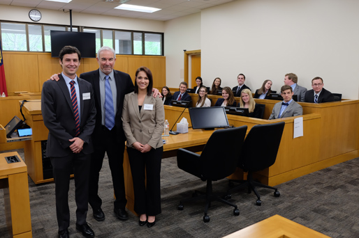 Holderness Moot Court 1L Competition