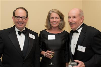 Dean Brinkley with Carol Brinkley and Ken Broun