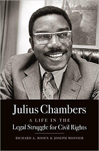 Julius Chambers Book Cover