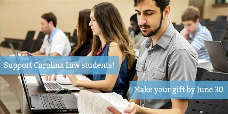 Support Carolina Law Students
