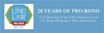 Pro Bono 20 Years