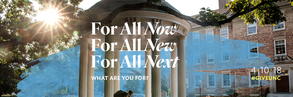 GiveUNC Twitter Cover Photo