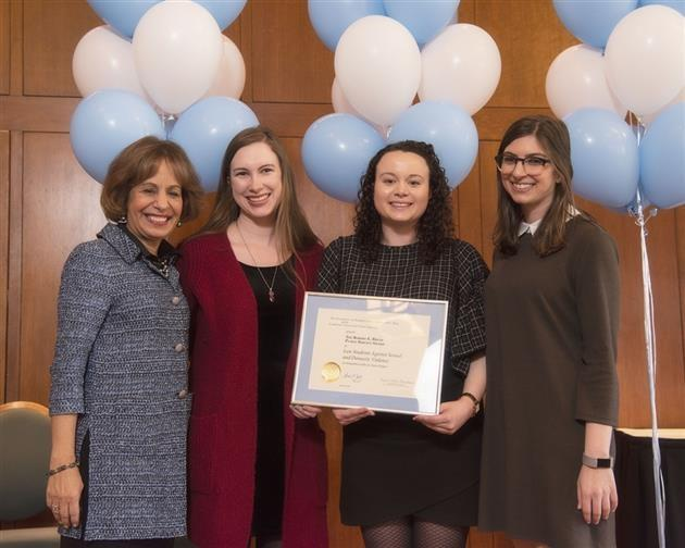Law Students Against Sexual and Domestic Violence Recognized at UNC Public Service Awards