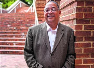 Winston Crisp (Jon Gardiner/UNC-Chapel Hill)