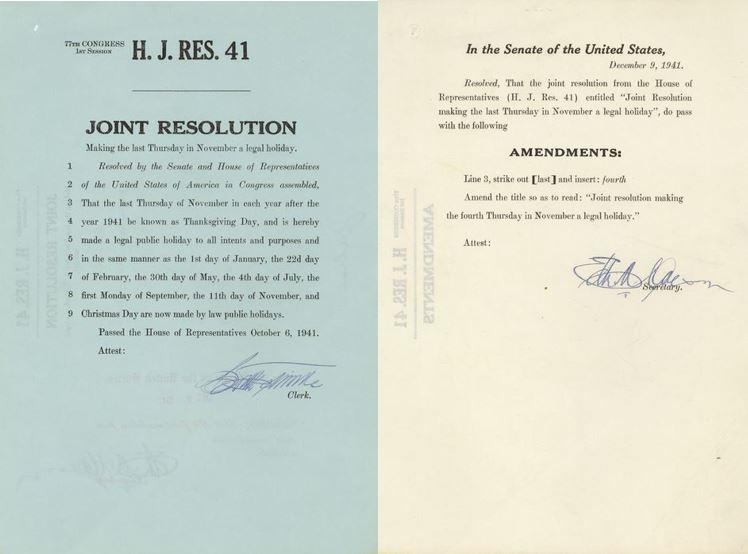 House Joint Resolution 41 (Dec. 9, 1941)
