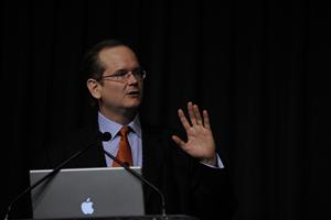 Lawyer and Activist Lawrence Lessig to Speak at Law School