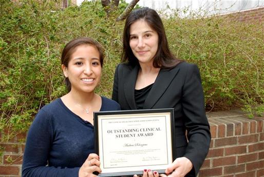 CLEA Outstanding Student Award 2015: Andrea Solorzano